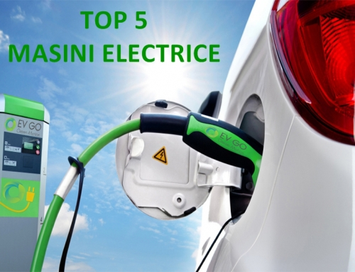 Top 5 mașini electrice – Program Rabla 2017